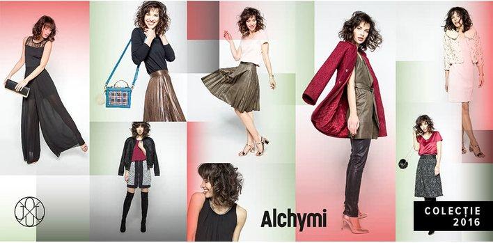 Alchymi + OJJU: Ținute magice de Petrecere
