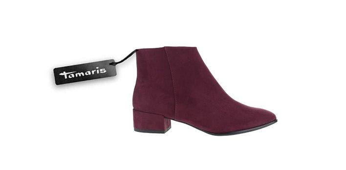 Tamaris: Žite topánkami