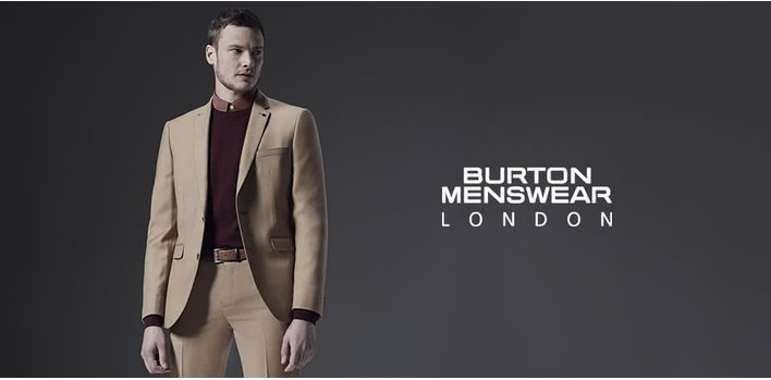 Burton Menswear London: Un look cool?