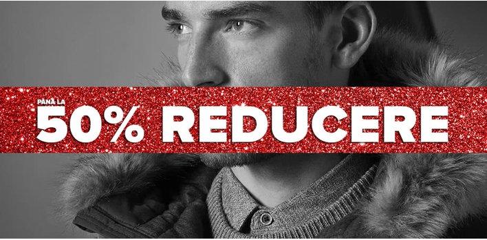 Blugi, Bluze, Tricouri și Pulovere: până la 50% reducere♂