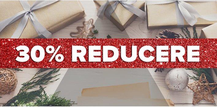 Cele mai râvnite cadouri: Cu 30% reducere!