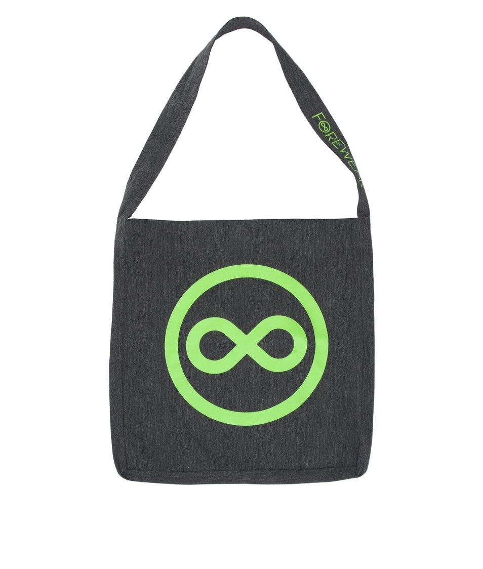 """""""Dobrá"""" taška FOREWEAR se zeleným logem"""
