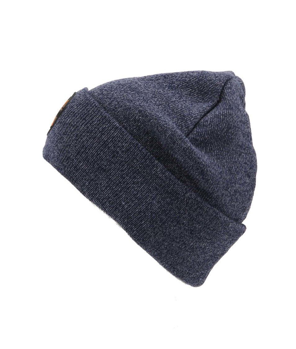 Modrá čepice Oill
