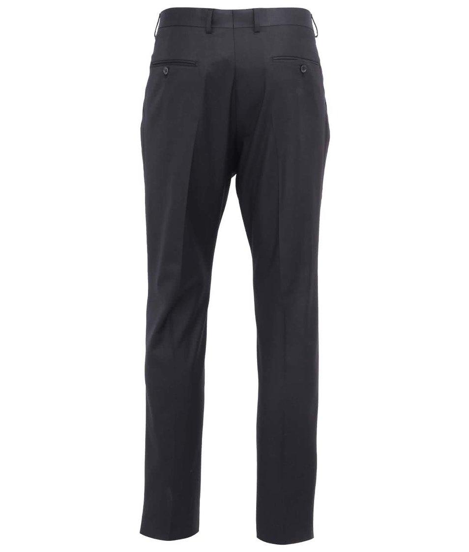 Černé kalhoty Selected One Mylo
