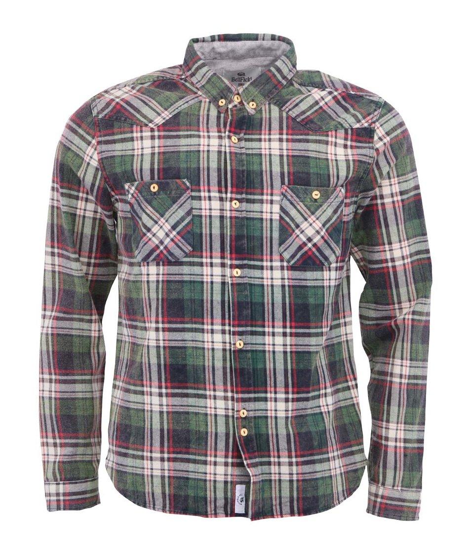 Pánská kostkovaná košile Bellfield Cambridge