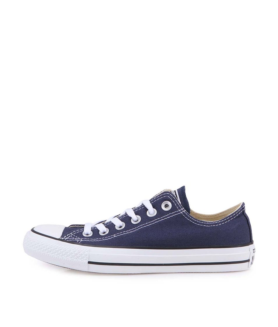 Tmavě modré unisex tenisky Converse Chuck Taylor All Star