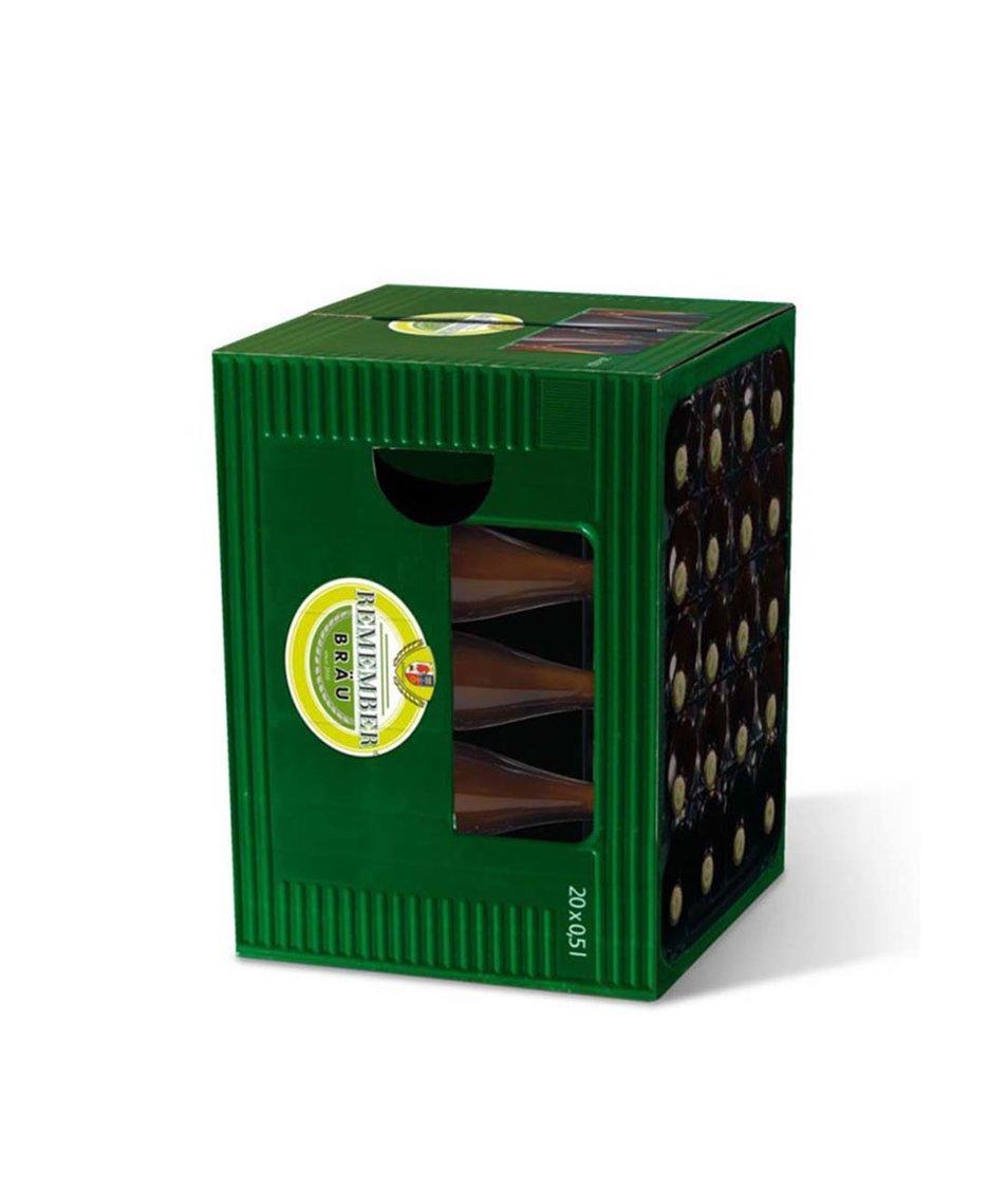 Skládací stolička pro milovníky piva Remember Braumeister
