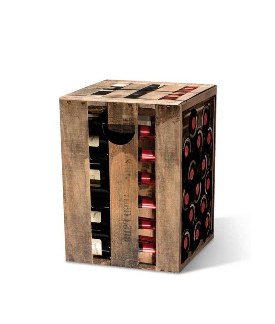 Skládací stolička pro znalce vína Remember Edelzwicker