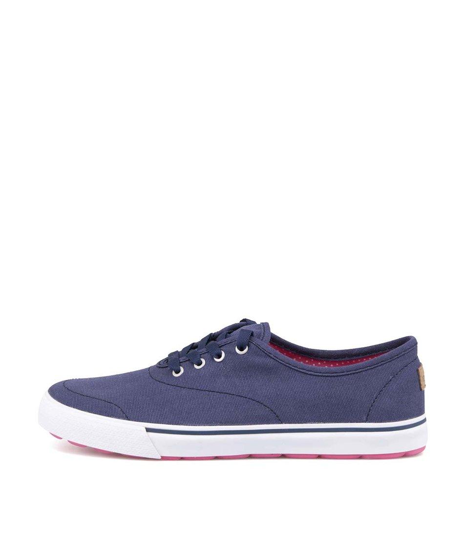 Tmavě modré tenisky Skechers
