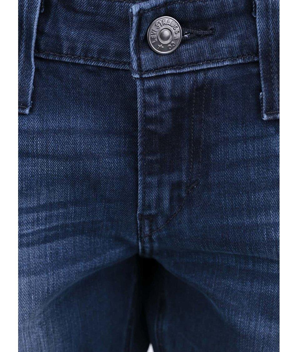 Tmavě modré dámské džíny Levi's® Revel Straight