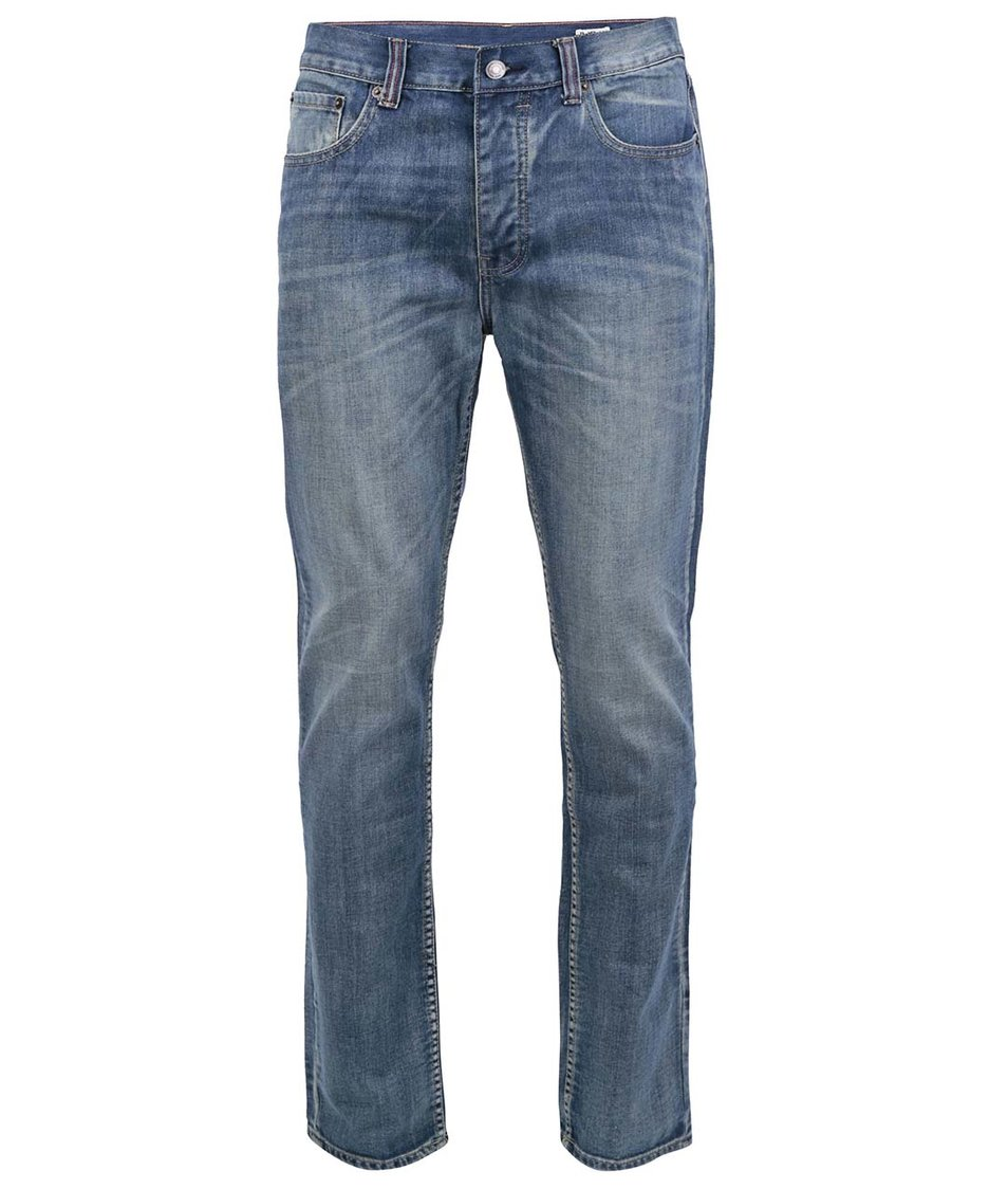 Modré pánské džíny Bellfield Phoenix Solis