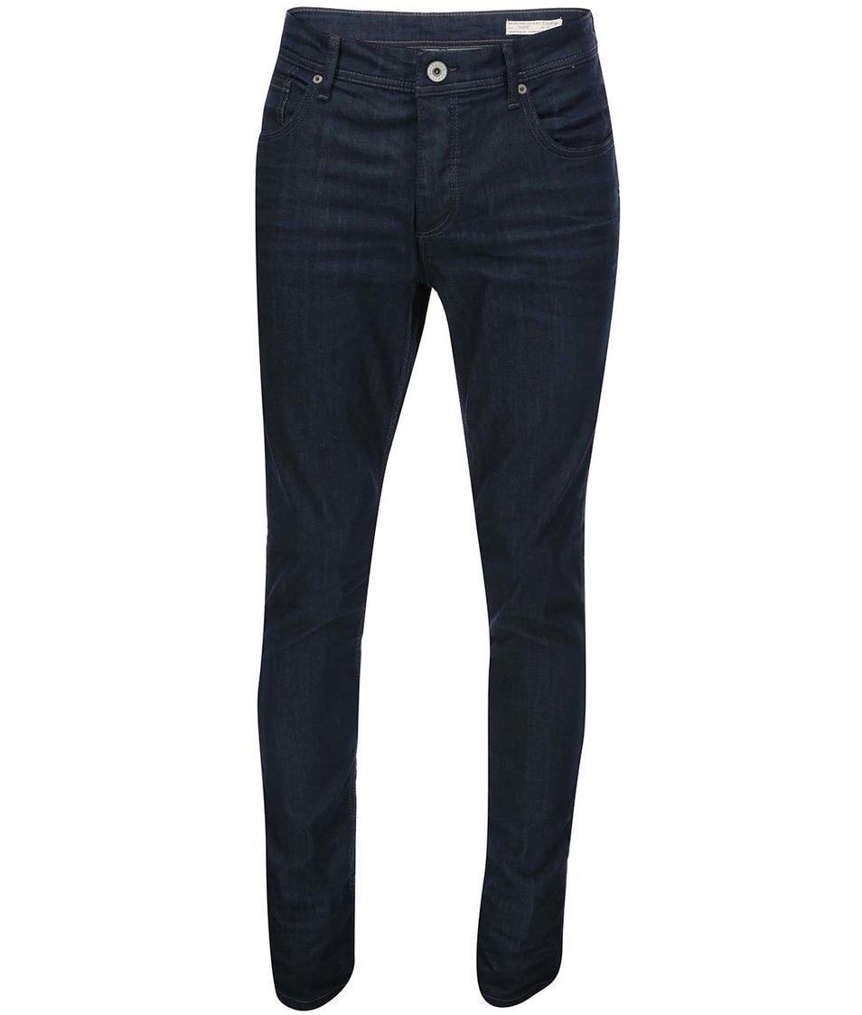 Tmavě modré skinny džíny Selected Homme One Fabios