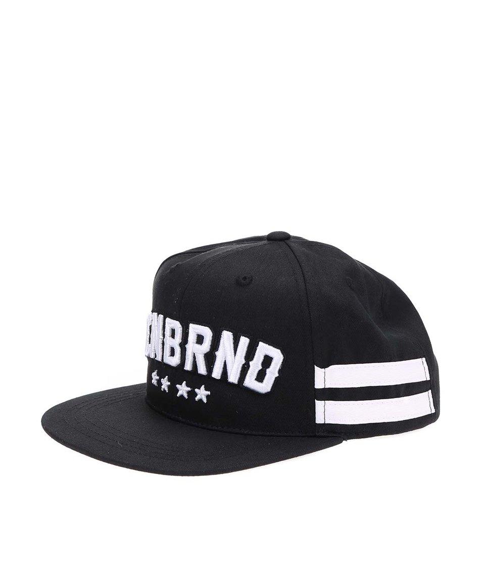 Černá kšiltovka Icon Brand No.1