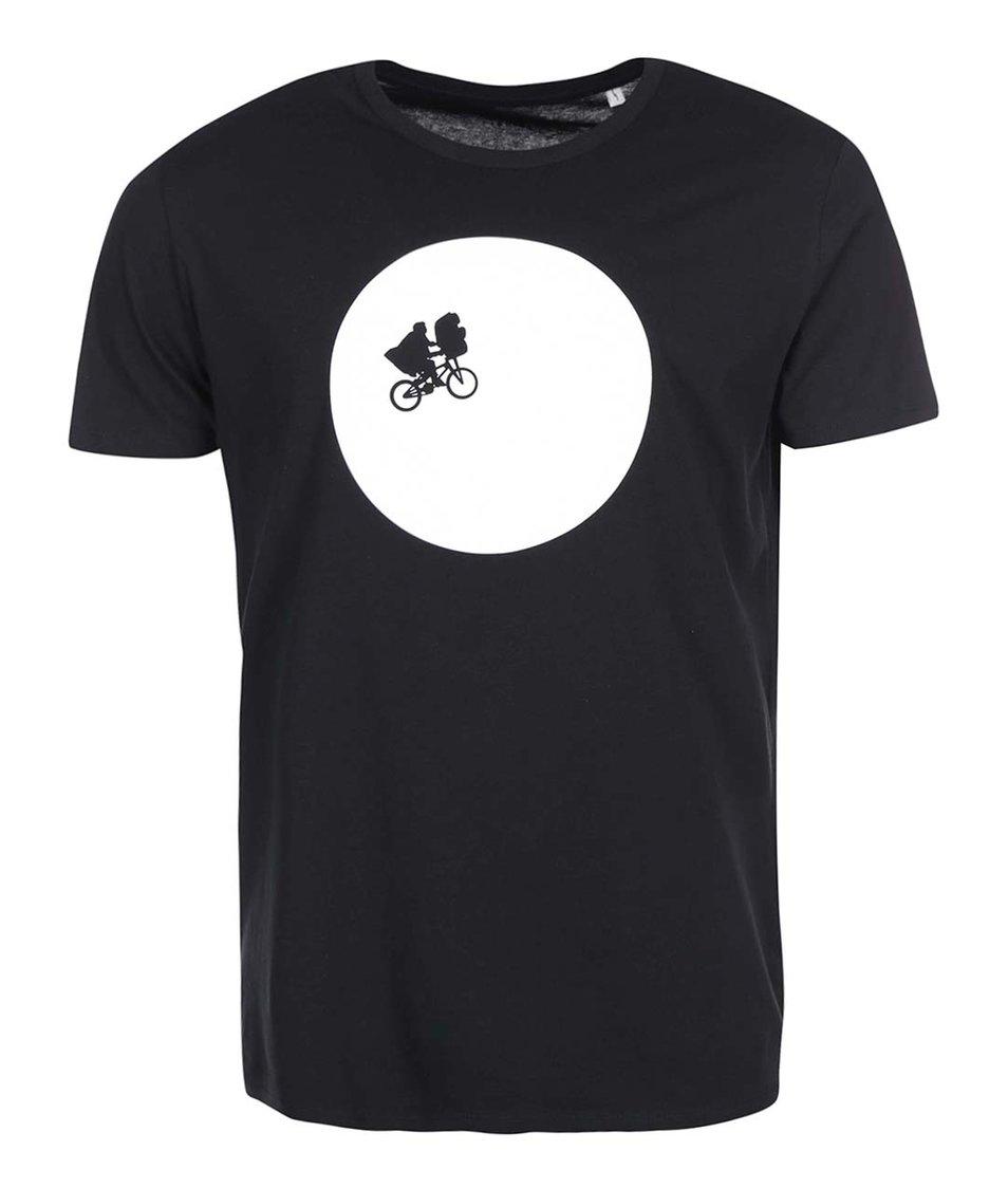Černé pánské triko ZOOT Originál E.T.