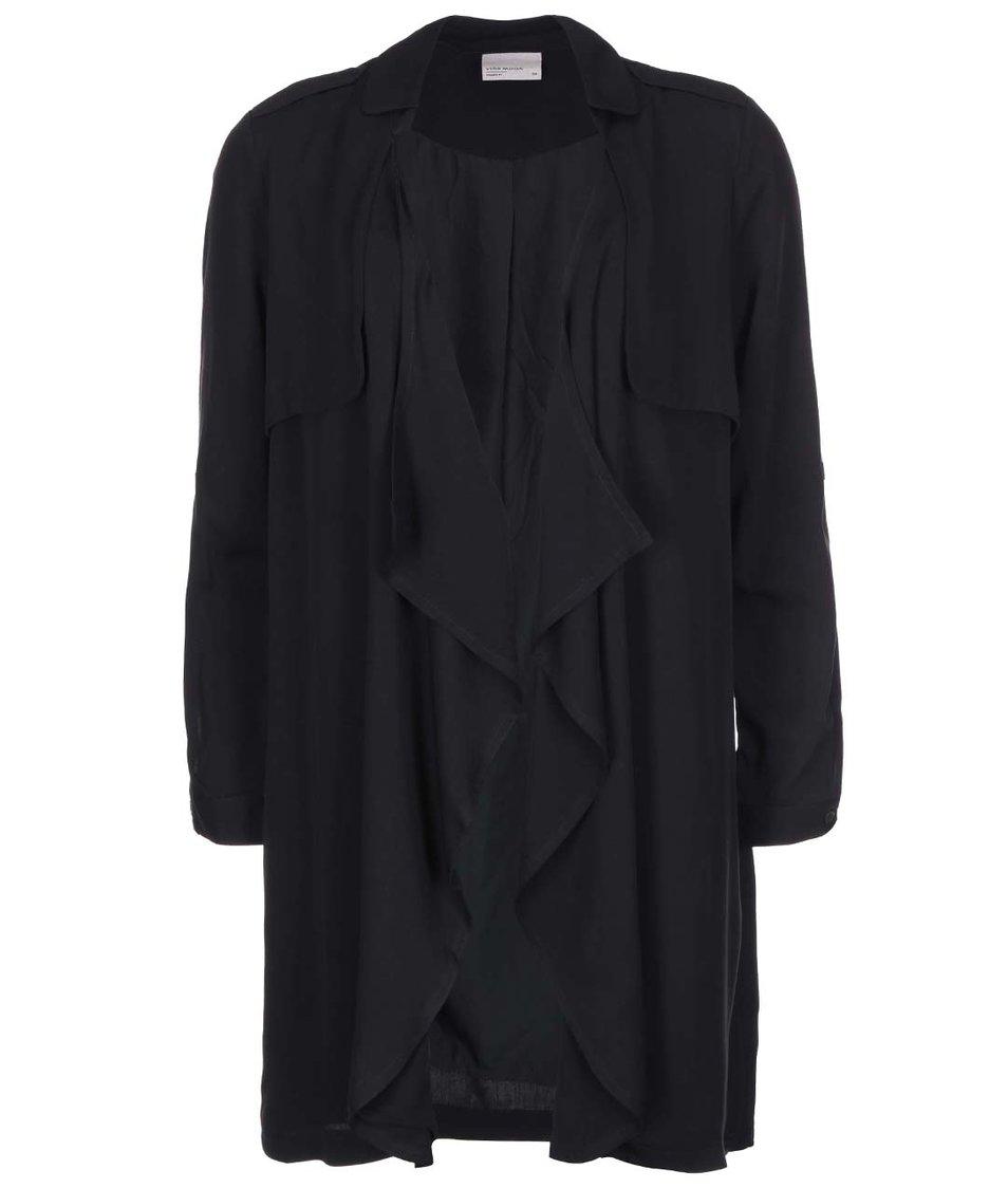 Černý dlouhý blejzr Vero Moda Wonderland