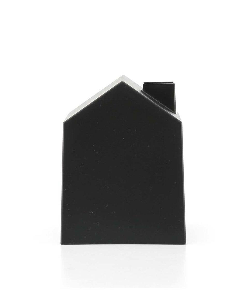 Černý zásobník na ubrousky Umbra Casa