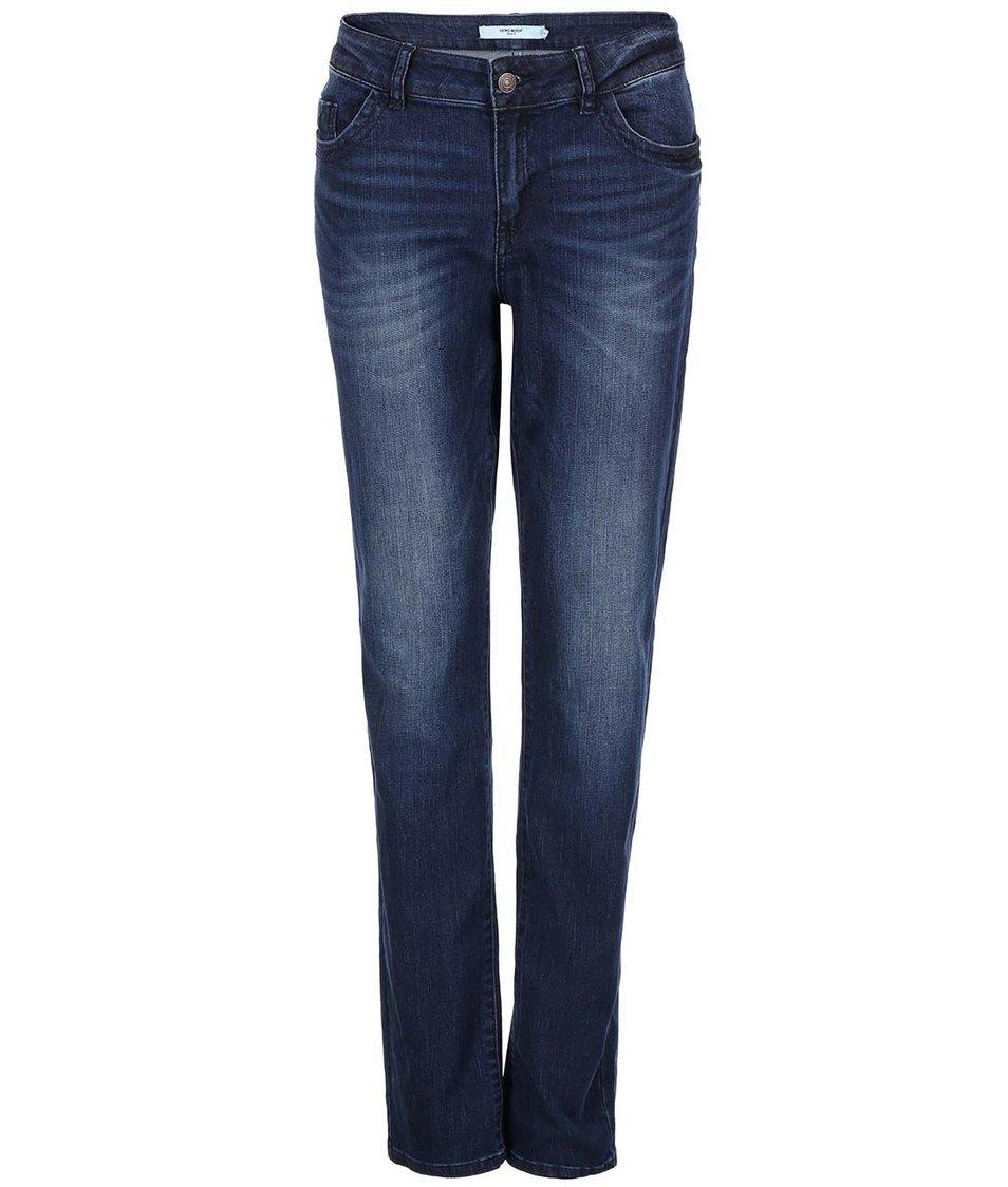 Tmavě modré džíny Vero Moda Eleven