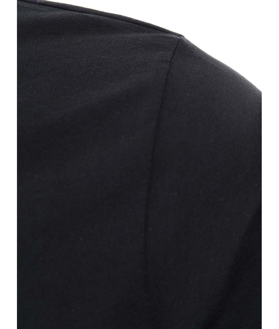 """""""Dobré"""" černé unisex triko pro Mezipatra Girls"""