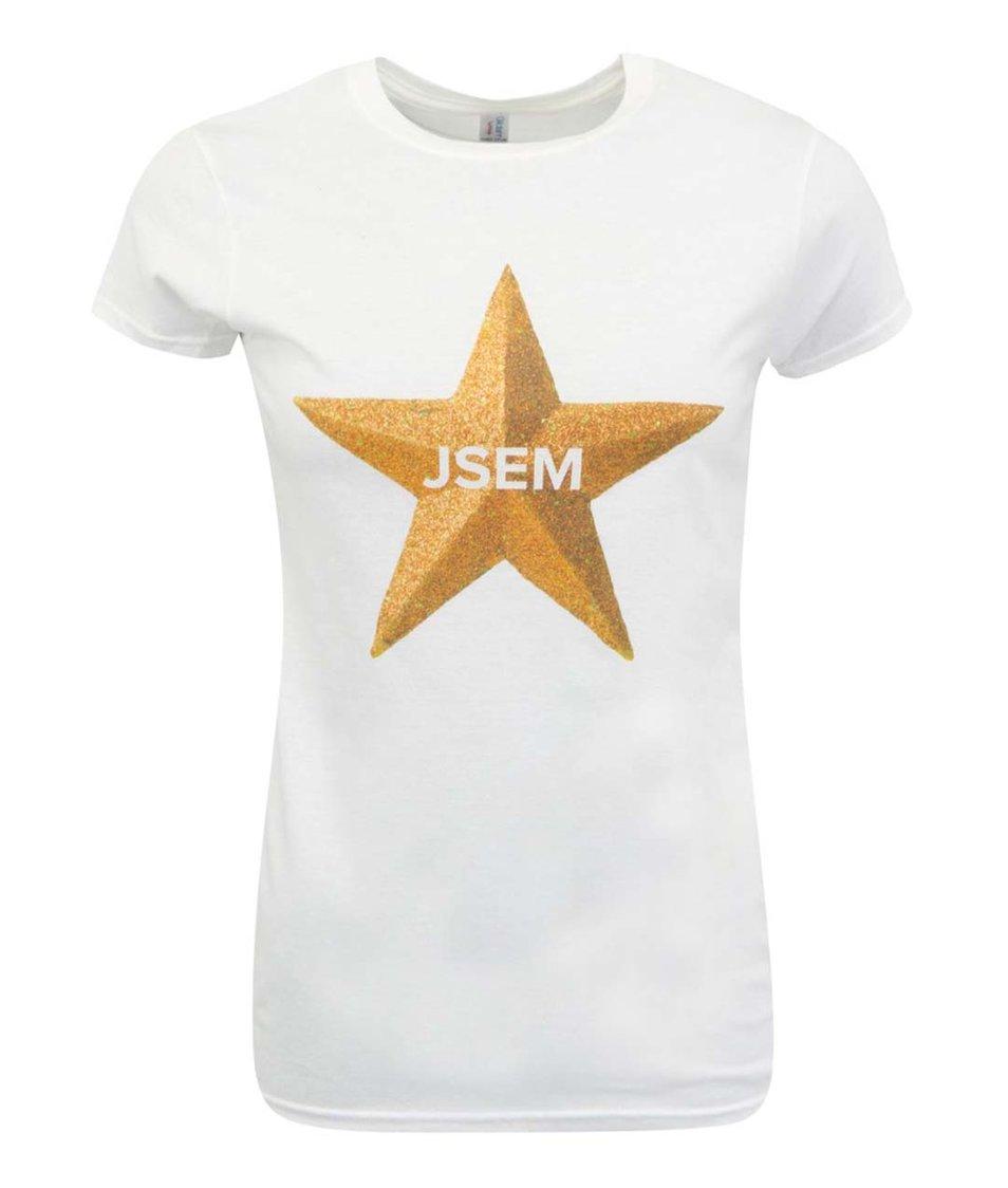 Dámské tričko ZOOT Originál Jsem hvězda