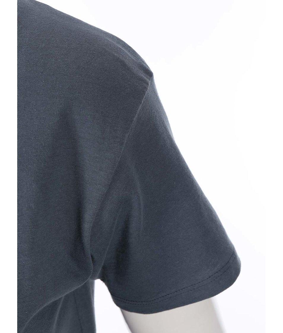 """""""Dobré"""" tmavě zelené dámské tričko pro Paraple"""