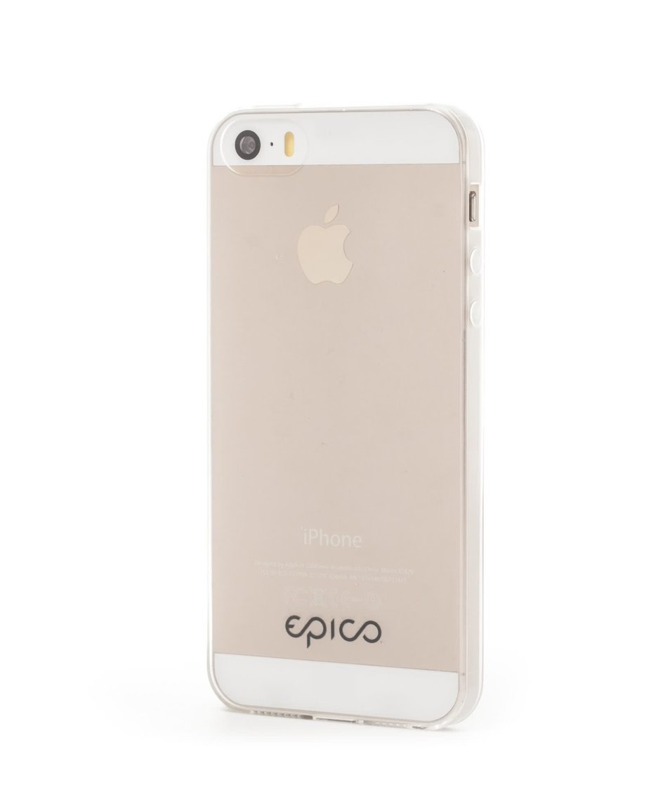 Průhledný ultratenký kryt na iPhone 5/5s Epico Twiggy Gloss