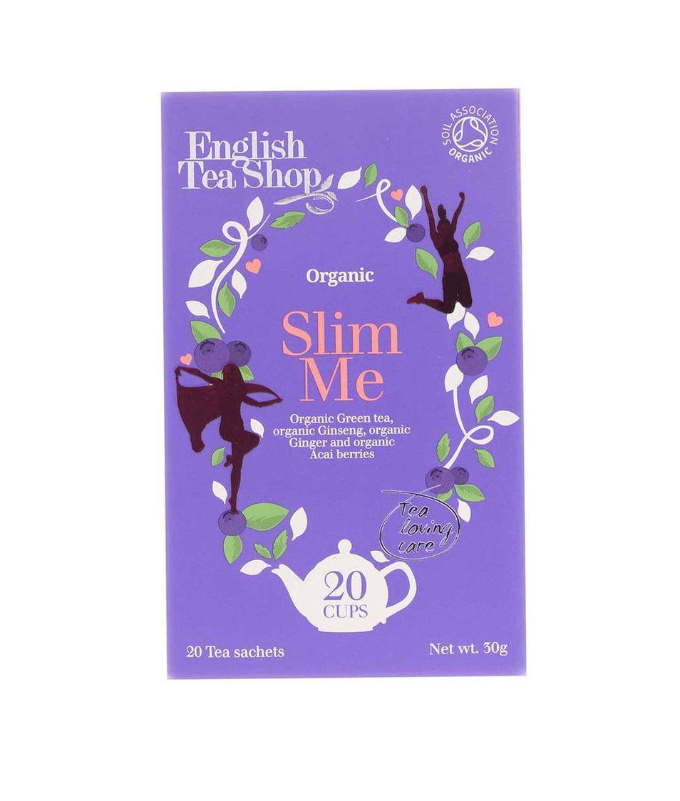 Čaj English Tea Shop na hubnutí
