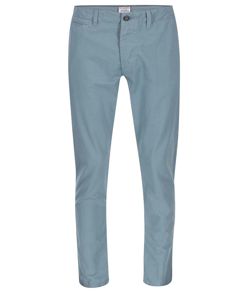 Světle modré kalhoty Jack & Jones Cody