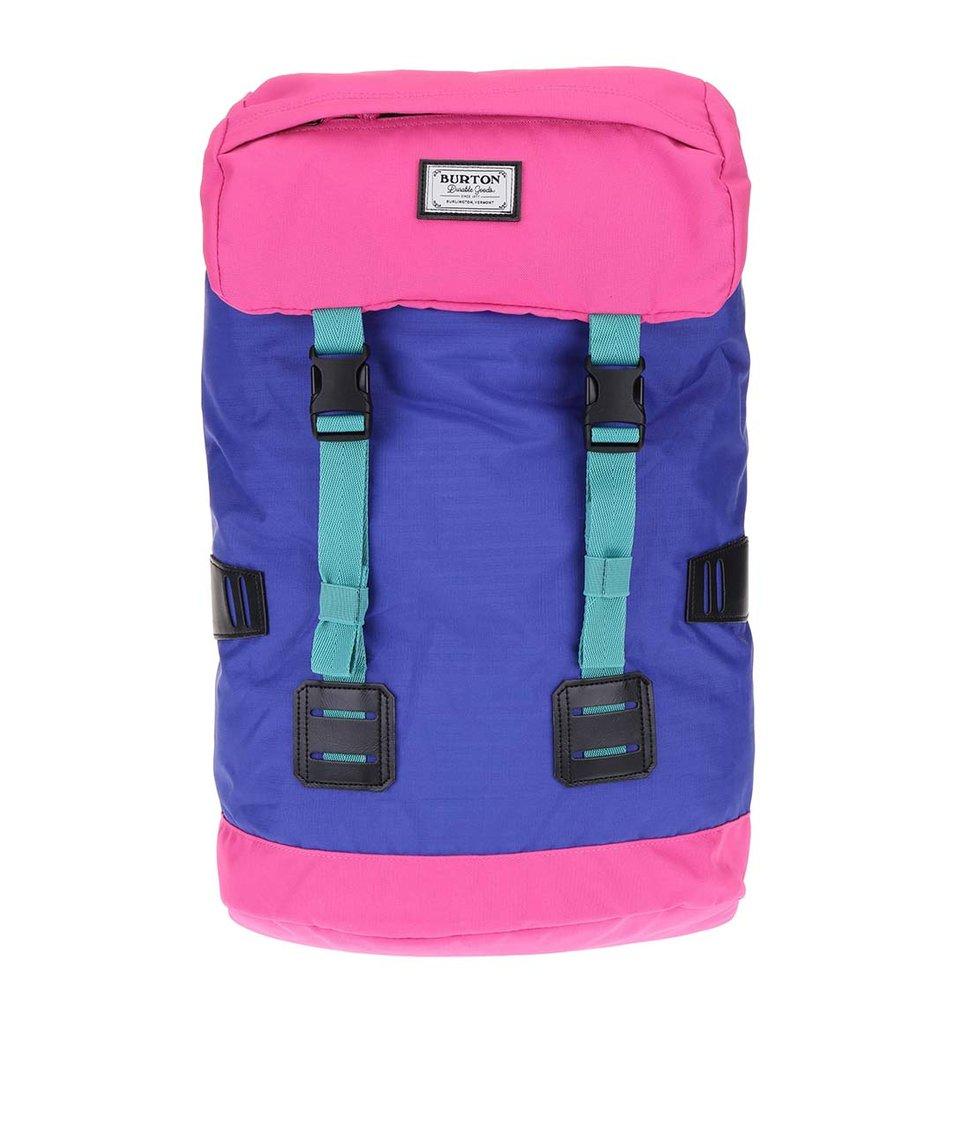 Růžovo-fialový batoh Burton Tinder