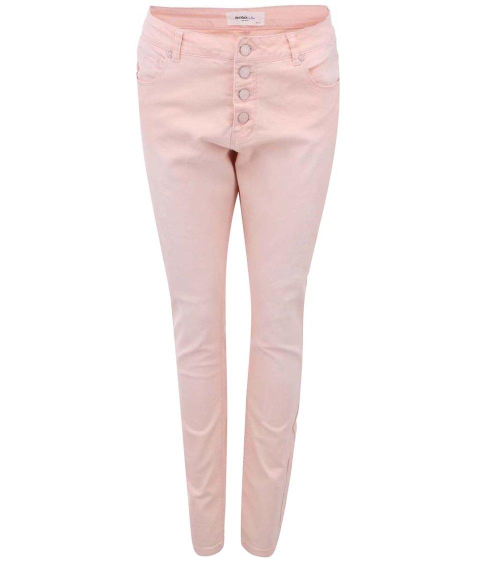 Meruňkové džíny Vero Moda Maxi