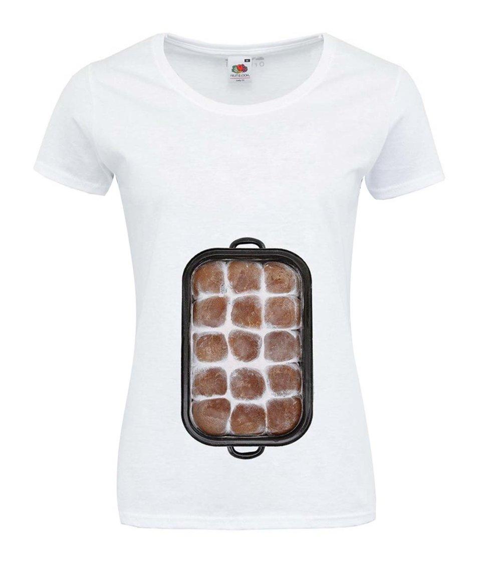 Dámské tričko ZOOT Originál Pekáč buchet