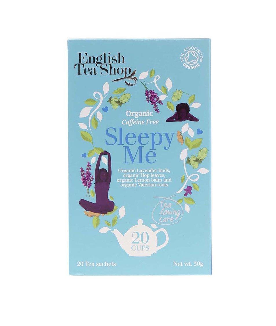 Čaj English Tea Shop s uspávajícími účinky