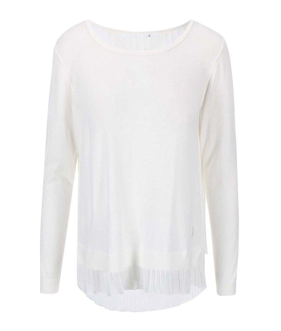 Krémový tenký svetr ONLY Lynn