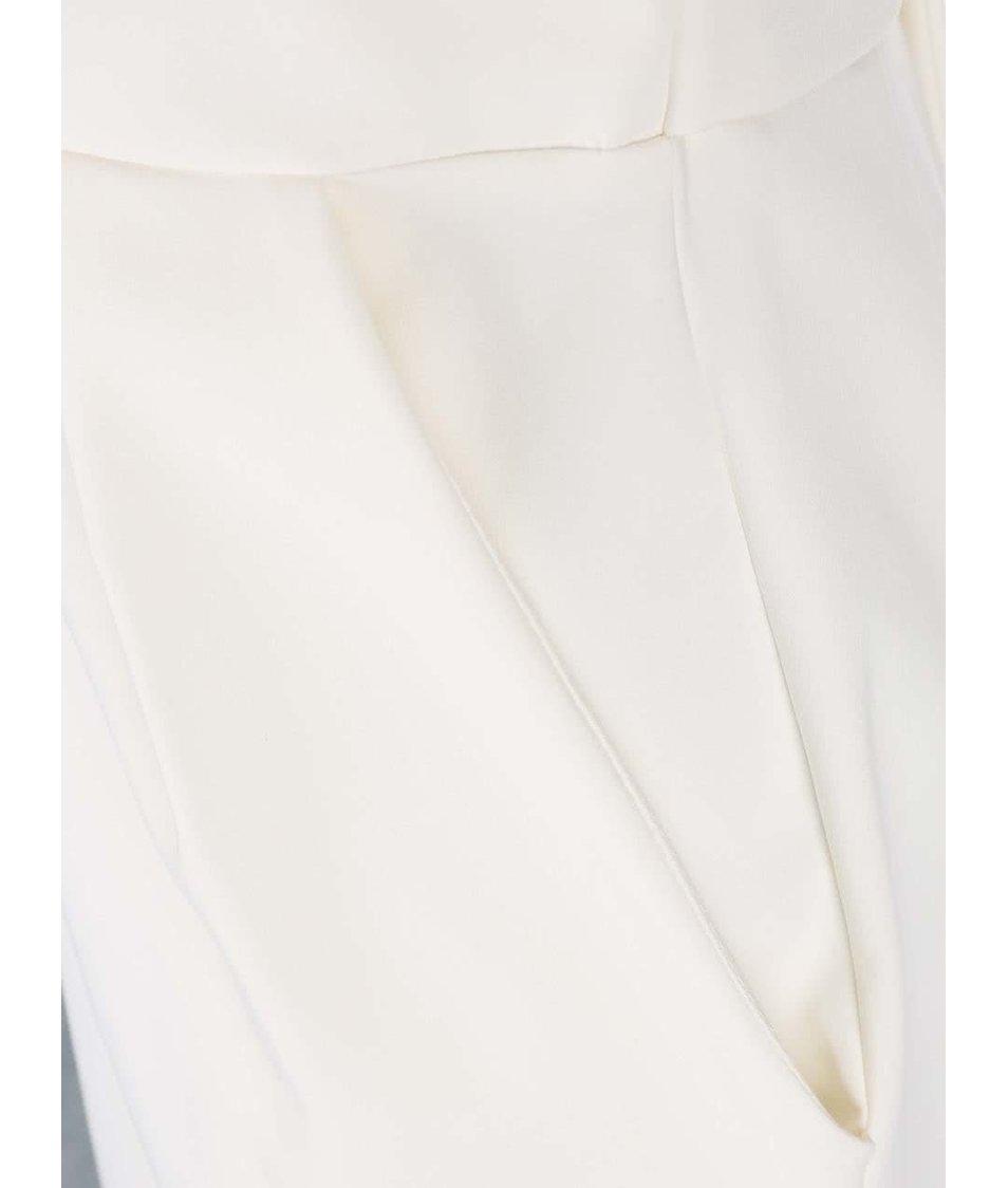 Krémové šaty Closet