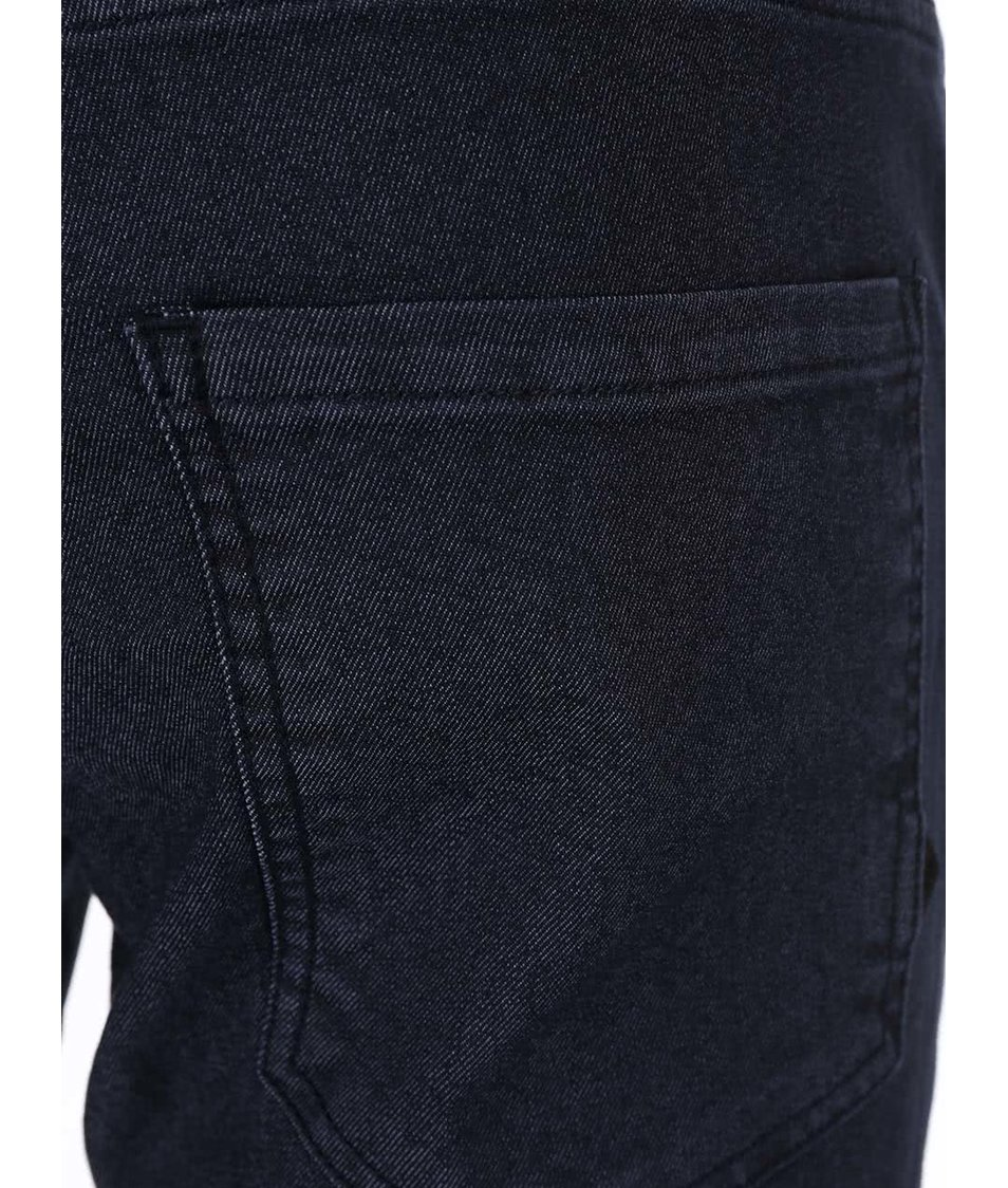 Modrošedé skinny džíny !Solid Dexter Stretch