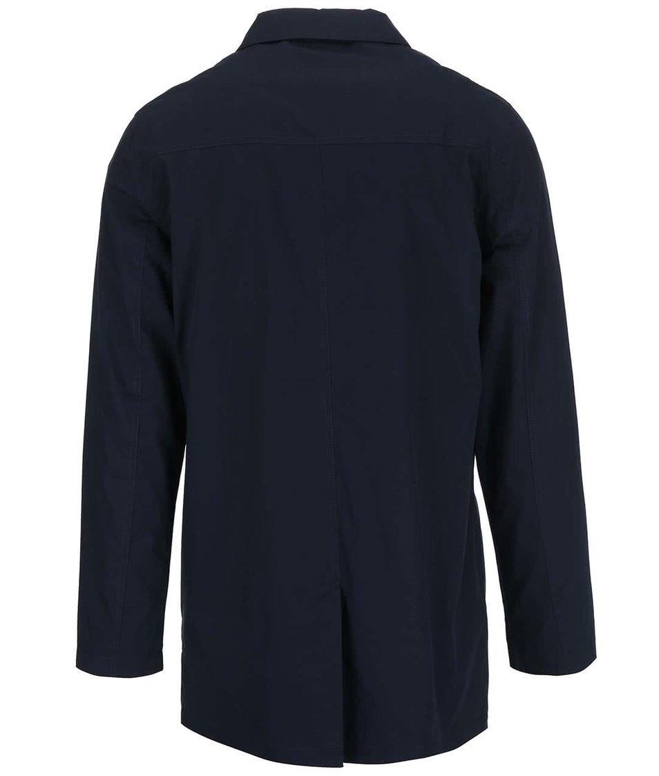 Tmavě modrý lehký kabát !Solid Alto