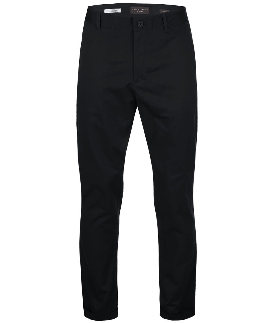 Černé kalhoty Casual Friday by Blend