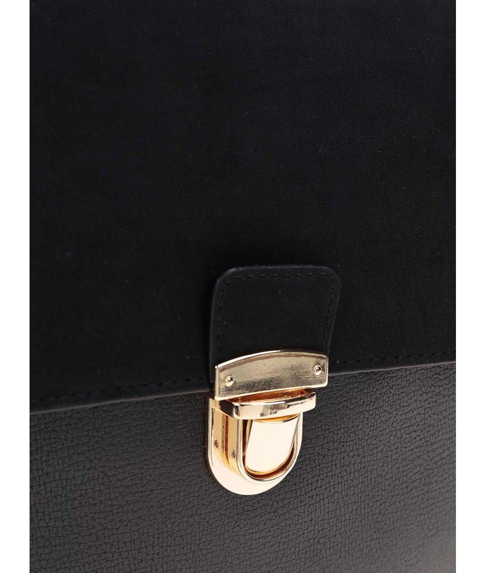 Černá menší kabelka Dorothy Perkins