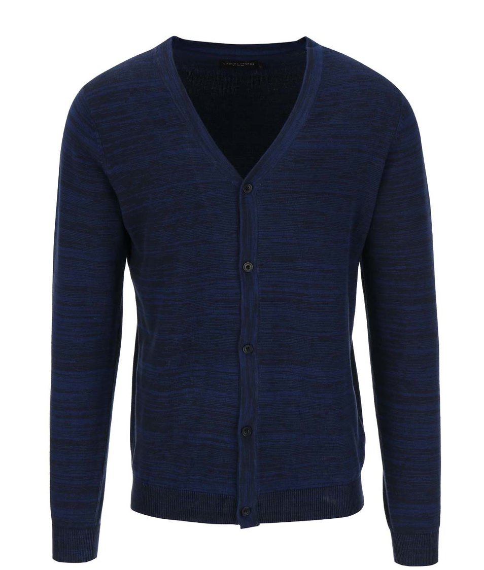 Černo-modrý cardigan Casual Friday by Blend