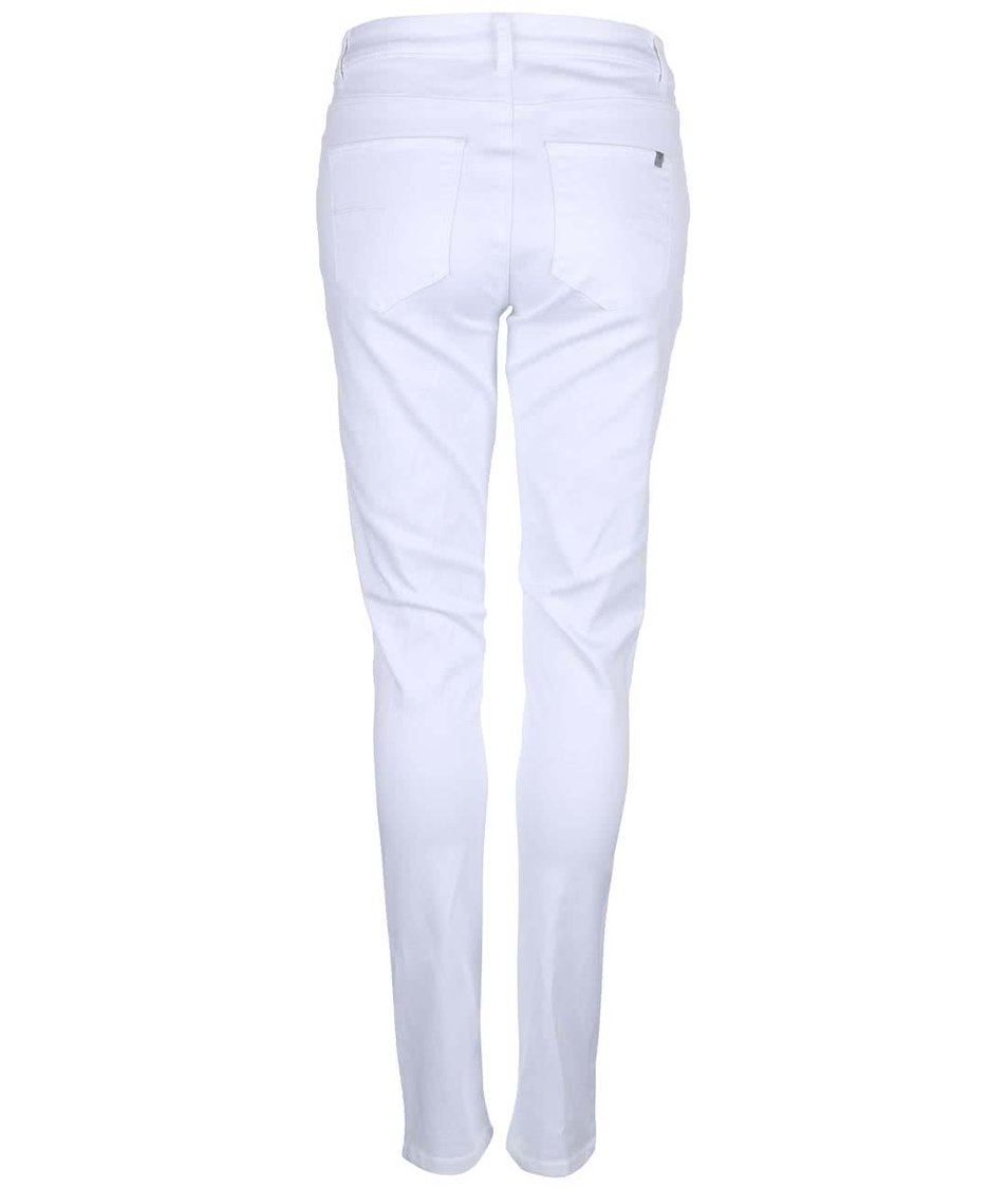 Bílé džíny Noisy May Extreme Lucy