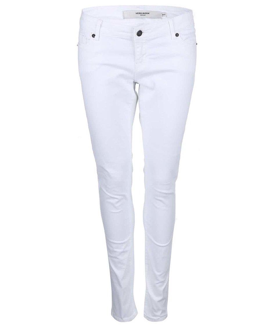 Bílé džíny Vero Moda Five