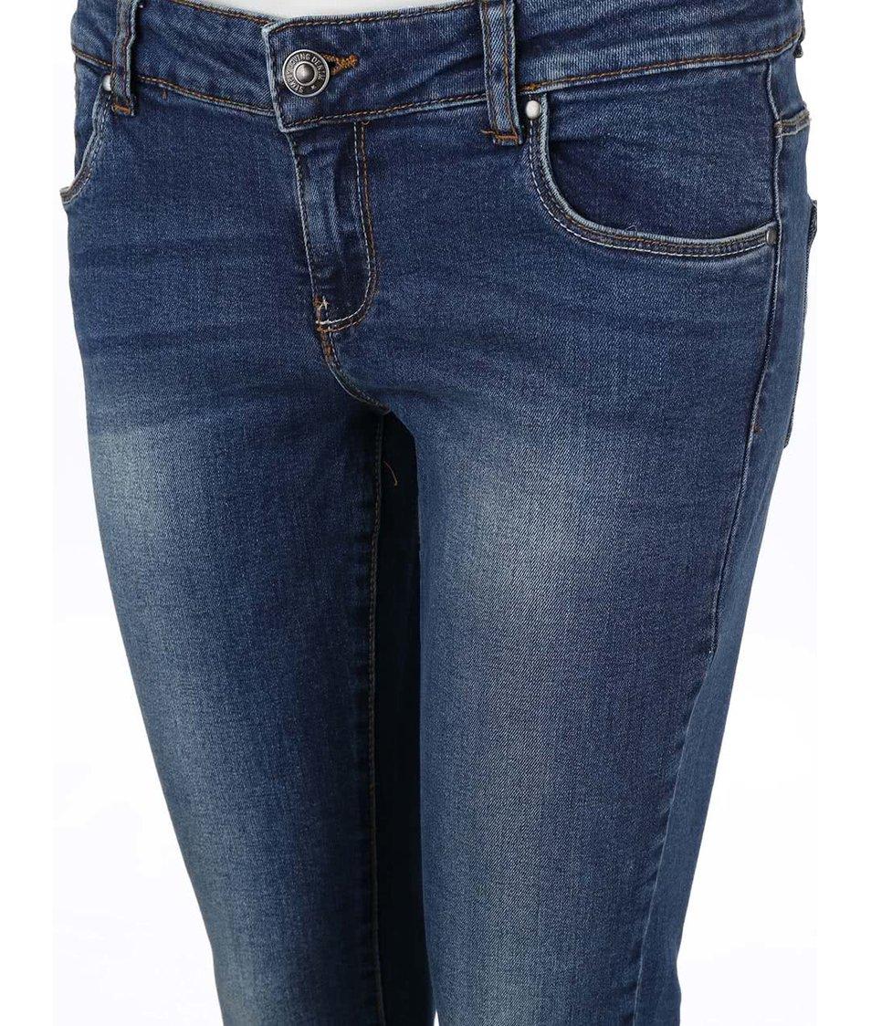 Modré slim džíny Vero Moda Five
