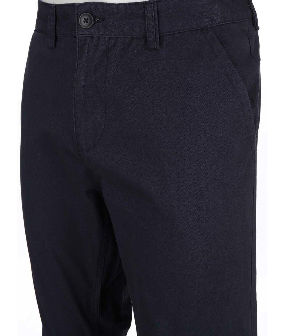 Tmavě modré chino kalhoty Bellfield Melford