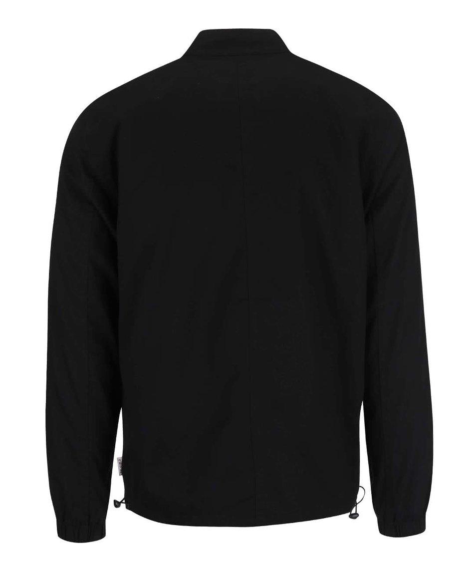 Černá lehčí bunda Bellfield Dorsey