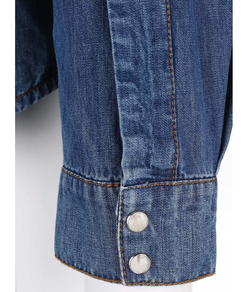 Modrá džínová košile Bellfield Codeine