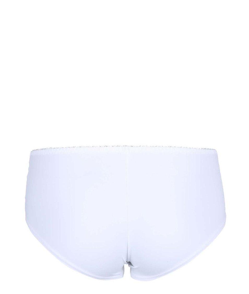 Bílé krajkované kalhotky Lisca Irina