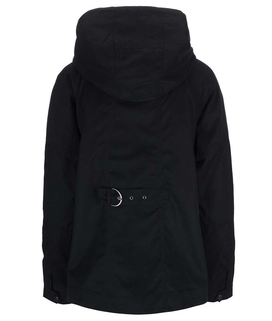 Černá bunda SisterS Point Dira