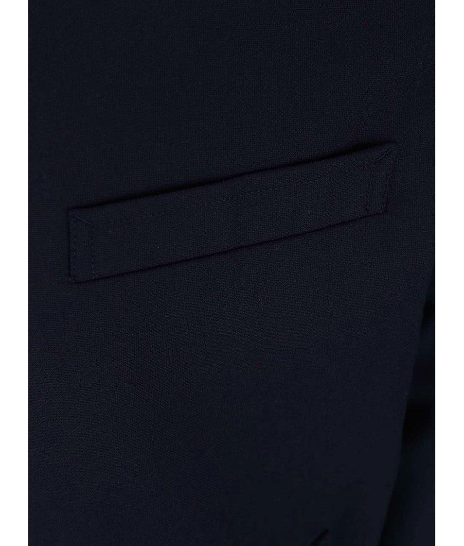 Tmavě modrá bomber bunda Bellfield Hakone
