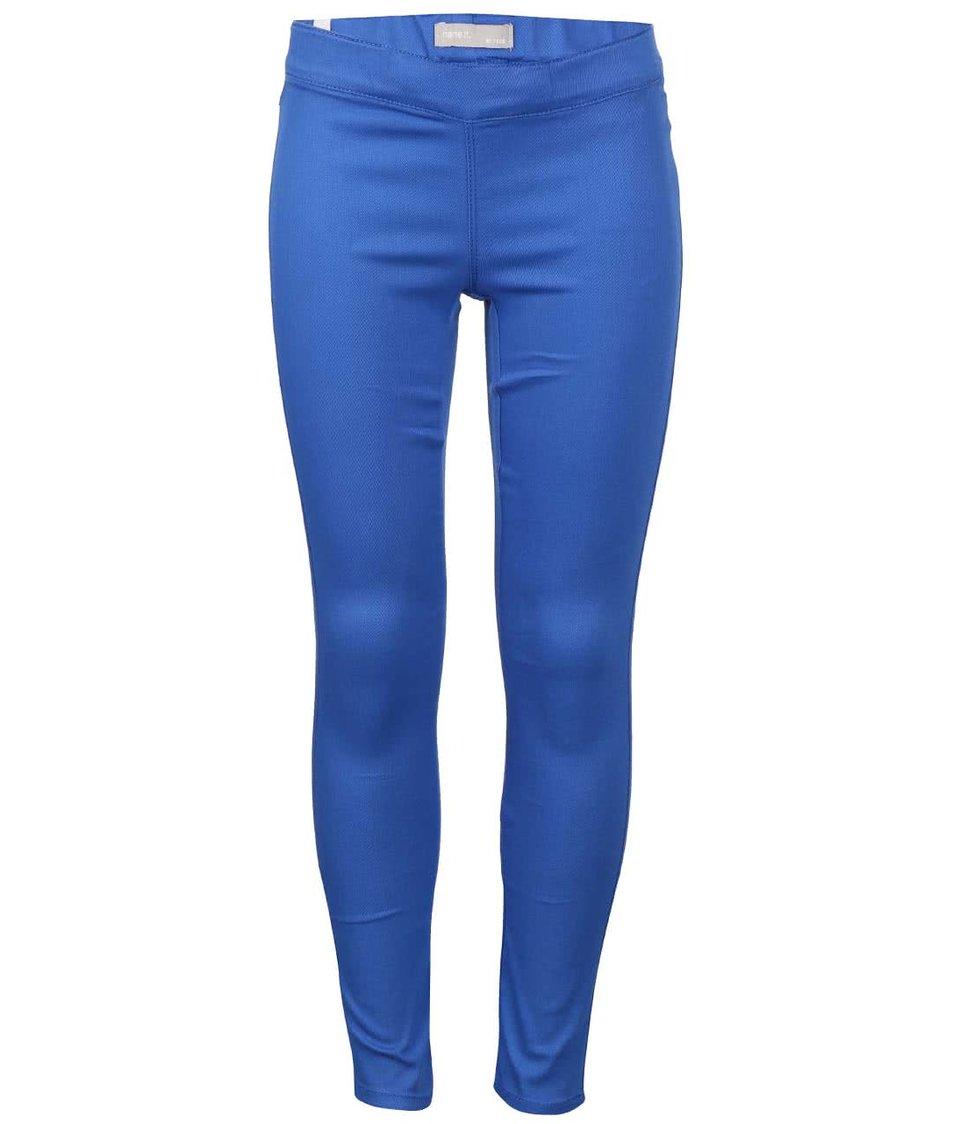 Modré holčičí kalhoty name it Fanja