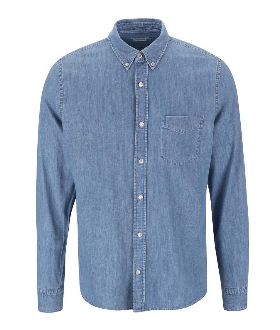Modrá džínová košile J.Lindeberg Dani