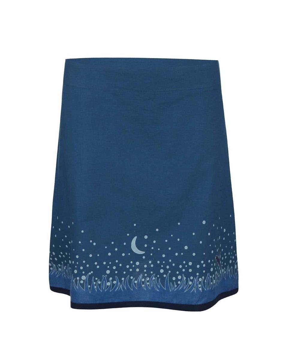 Tmavě modrá sukně Tranquillo Savanna